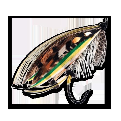 Superannuation fishing fly