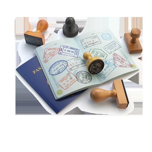 passport shadow