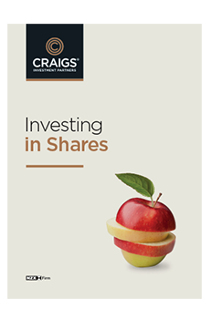 Investing in Shares front cover