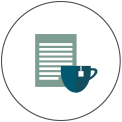Reading and Plan icon