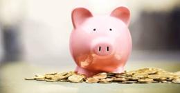 cash acc piggy bank