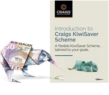 KS guide and 50 dollar kiwi