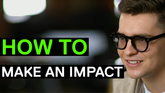 Unfiltered how to make an impact