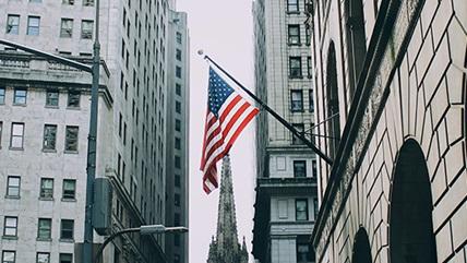 secondary us flag