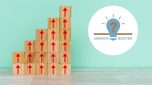 secondary jargon buster valuations