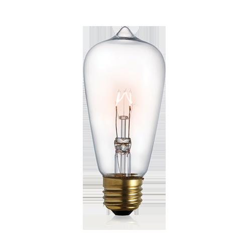 Investor education lightbulb